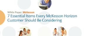 The HCI Group McKesson Horizon
