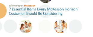 The HCI Group McKesson Horizon Guide