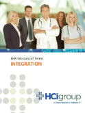 The HCI Group   EHR Glossary of Terms Integration
