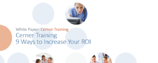 The HCI Group Cerner Training ROI