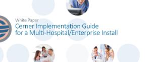 The HCI Group Cerner Implementation Guide