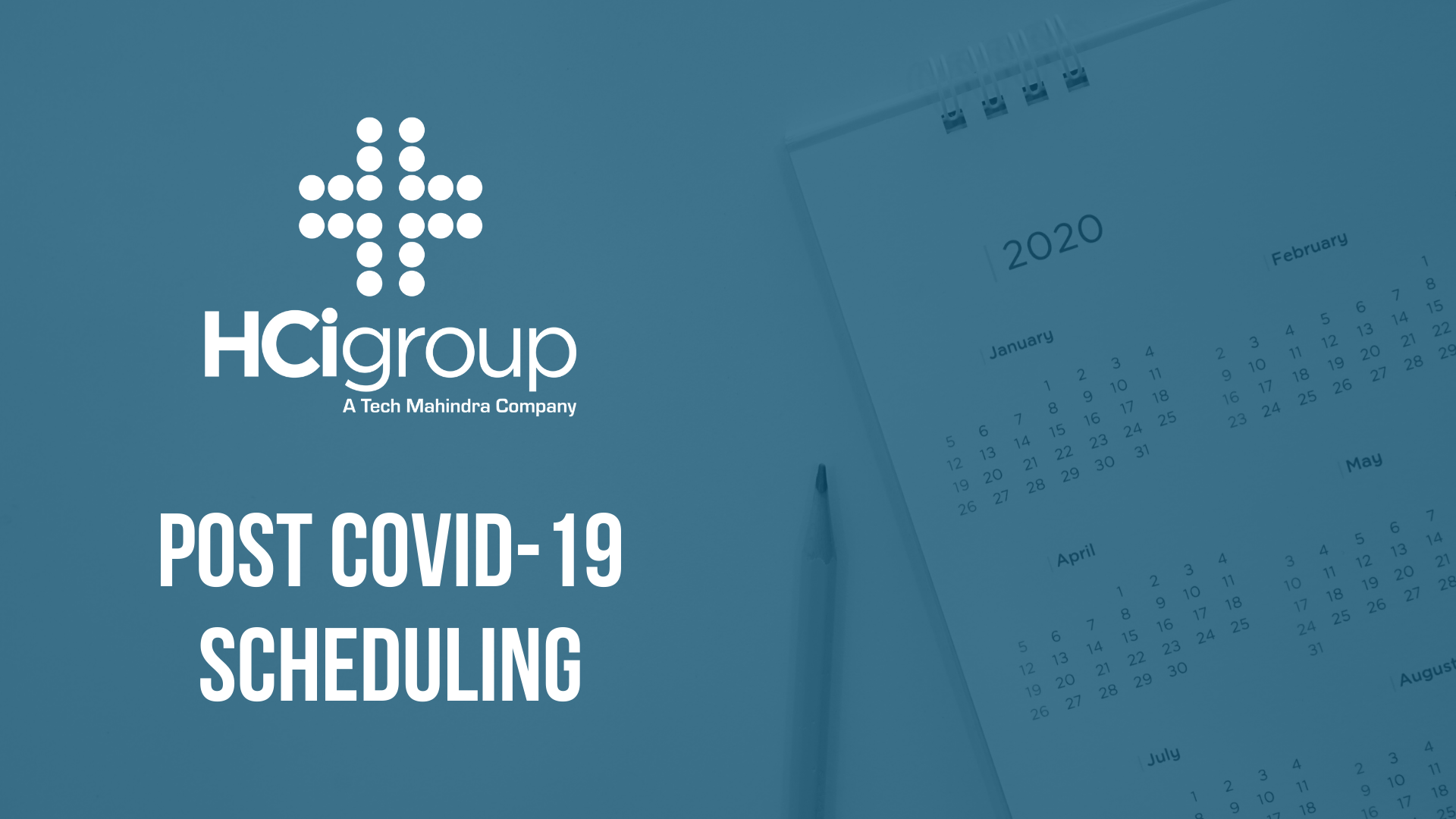 Post covid-19 scheduling
