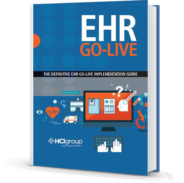 The HCI Group EHR Go-Live eBook
