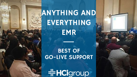 The HCI Group Go-Live Support