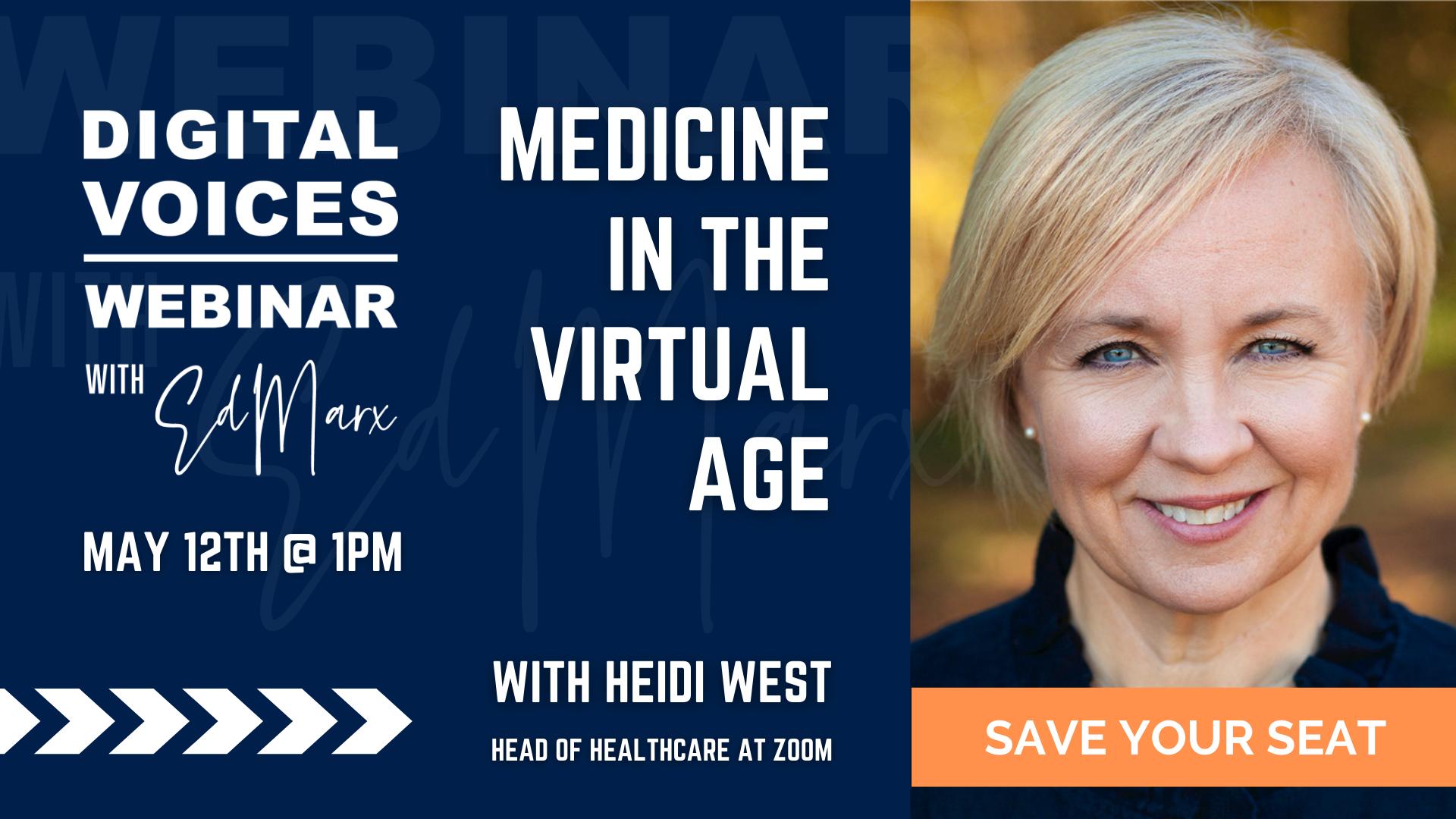 medicine in the virtual age